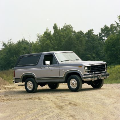 1980 Ford Bronco 4