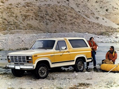 1980 Ford Bronco 8