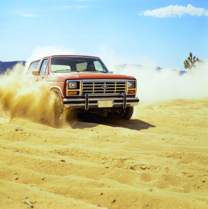 1980 Ford Bronco 10
