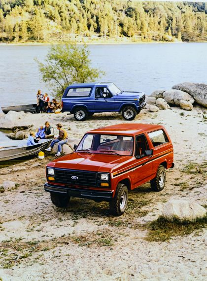 1980 Ford Bronco 11