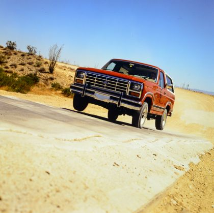 1980 Ford Bronco 12