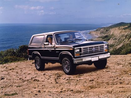 1980 Ford Bronco 19