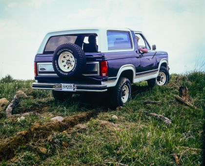 1980 Ford Bronco 20