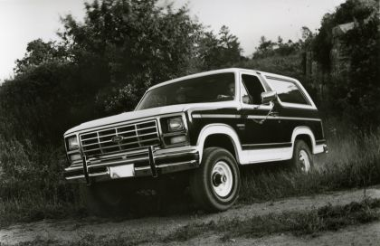 1980 Ford Bronco 22