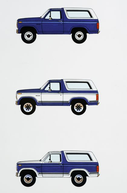 1980 Ford Bronco 32
