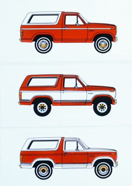 1980 Ford Bronco 33