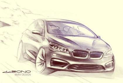 2014 BMW 225i ( F45 ) Active Tourer 71