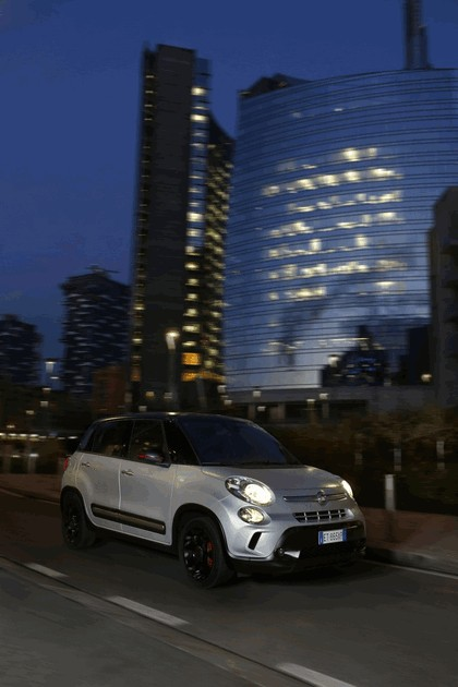 2014 Fiat 500L Beats Edition 23