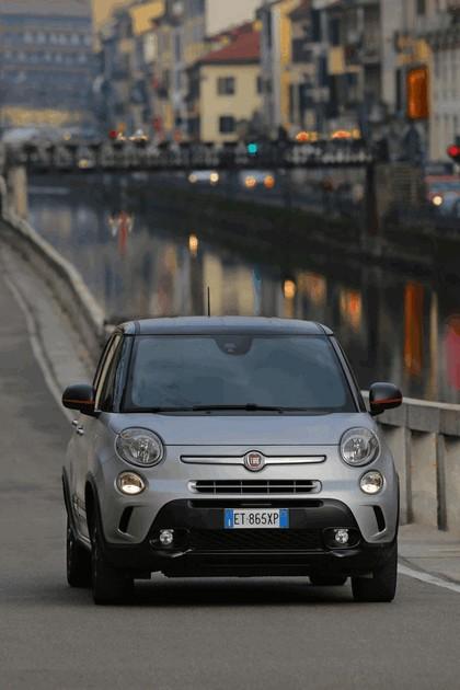 2014 Fiat 500L Beats Edition 29