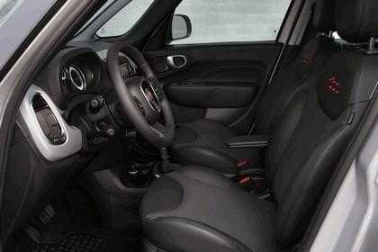 2014 Fiat 500L Beats Edition 36