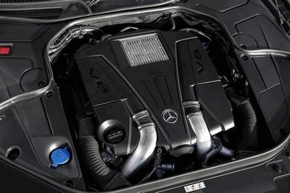 2014 Mercedes-Benz S500 ( C217 ) 4Matic 12