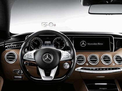 2014 Mercedes-Benz S500 ( C217 ) 4Matic 16