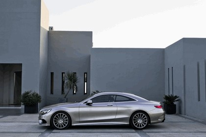 2014 Mercedes-Benz S500 ( C217 ) 4Matic Edition 1 with AMG Sports Package 4