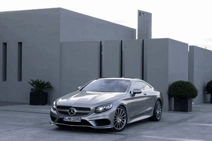 2014 Mercedes-Benz S500 ( C217 ) 4Matic Edition 1 with AMG Sports Package 6
