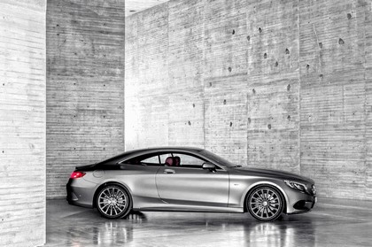 2014 Mercedes-Benz S500 ( C217 ) 4Matic Edition 1 with AMG Sports Package 11