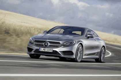2014 Mercedes-Benz S500 ( C217 ) 4Matic Edition 1 with AMG Sports Package 13