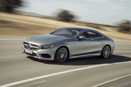 2014 Mercedes-Benz S500 ( C217 ) 4Matic Edition 1 with AMG Sports Package 14