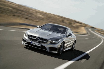 2014 Mercedes-Benz S500 ( C217 ) 4Matic Edition 1 with AMG Sports Package 16