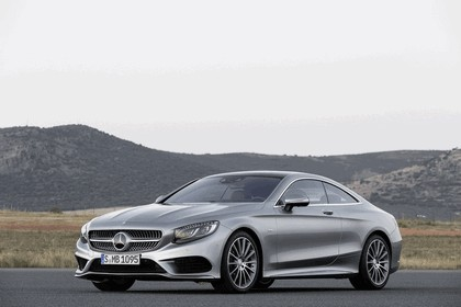 2014 Mercedes-Benz S500 ( C217 ) 4Matic Edition 1 with AMG Sports Package 19