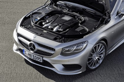 2014 Mercedes-Benz S500 ( C217 ) 4Matic Edition 1 with AMG Sports Package 27