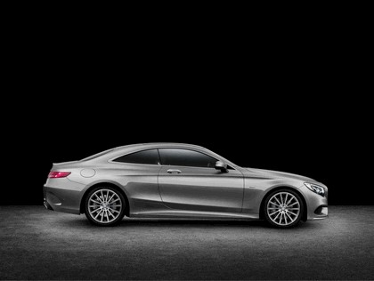2014 Mercedes-Benz S500 ( C217 ) 4Matic Edition 1 with AMG Sports Package 32