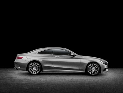 2014 Mercedes-Benz S500 ( C217 ) 4Matic Edition 1 with AMG Sports Package 35