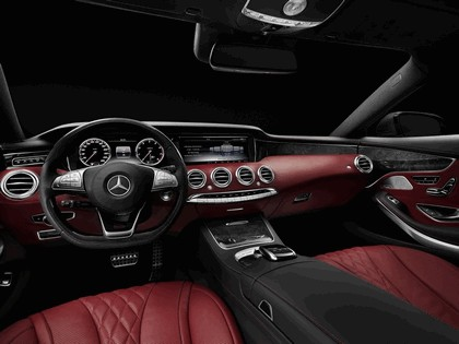 2014 Mercedes-Benz S500 ( C217 ) 4Matic Edition 1 with AMG Sports Package 42