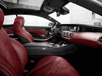 2014 Mercedes-Benz S500 ( C217 ) 4Matic Edition 1 with AMG Sports Package 43