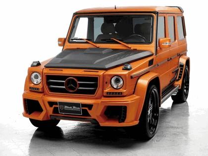 2012 Mercedes-Benz G-klasse ( W463 ) Sports Line Black Bison Edition by Wald 4