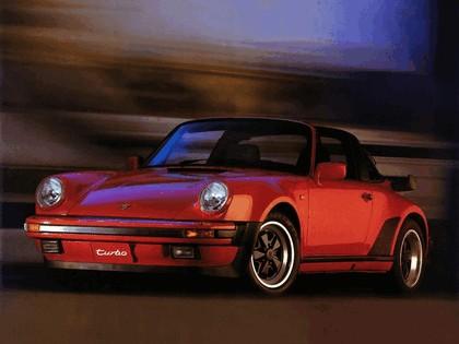 1987 Porsche 911 ( 930 ) Turbo Targa 2