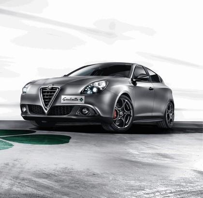 2014 Alfa Romeo Giulietta Quadrifoglio Verde 1
