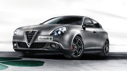 2014 Alfa Romeo Giulietta Quadrifoglio Verde 3