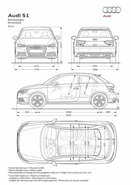 2014 Audi S1 6