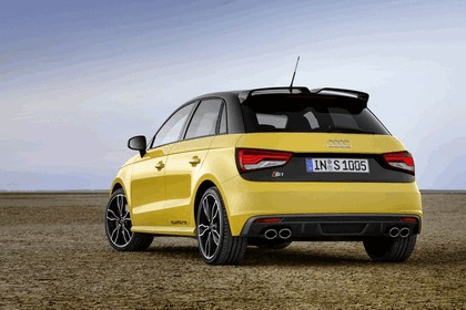 2014 Audi S1 Sportback 6