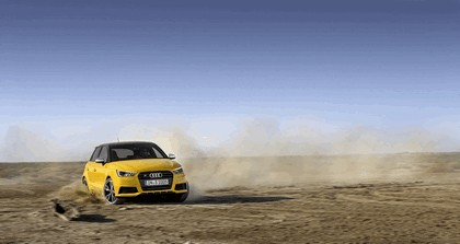 2014 Audi S1 Sportback 7