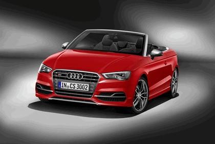 2014 Audi S3 cabriolet 1