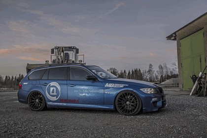 2014 BMW 335i ( E91 ) by MB Individual Cars 3