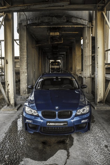 2014 BMW 335i ( E91 ) by MB Individual Cars 8