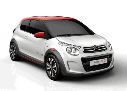 2014 Citroën C1 Swiss & Me concept 1