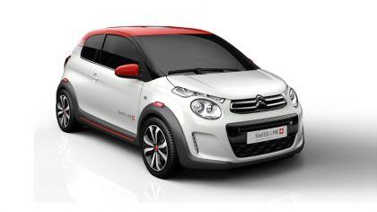2014 Citroën C1 Swiss & Me concept 7