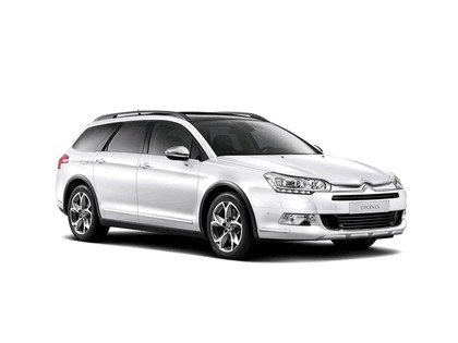 2014 Citroën C5 Tourer Cross 7