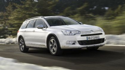 2014 Citroen C5 Tourer Cross 9