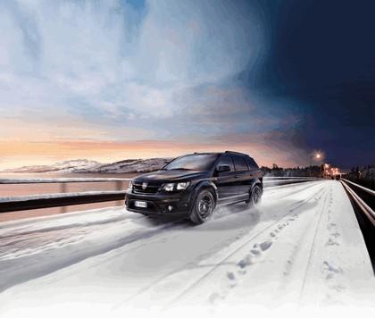 2014 Fiat Freemont Black Code AWD 4