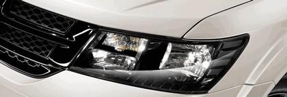 2014 Fiat Freemont Black Code AWD 5