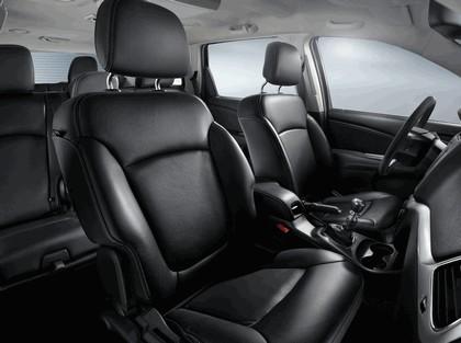 2014 Fiat Freemont Black Code AWD 8