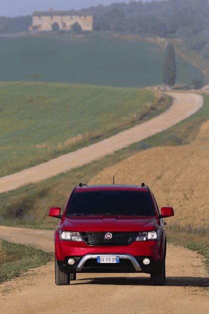2014 Fiat Freemont Cross 16
