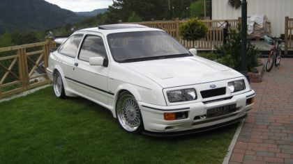 1987 Ford Sierra RS500 Cosworth 7