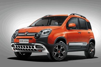 2014 Fiat Panda Cross 1