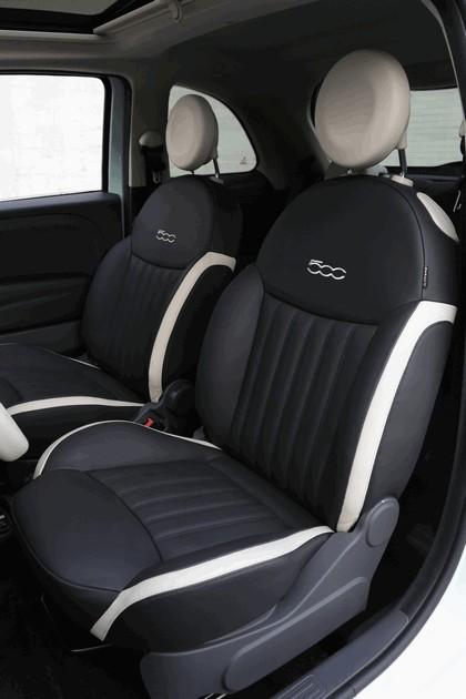 2014 Fiat 500 Cult 28
