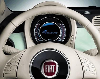 2014 Fiat 500 Cult 39